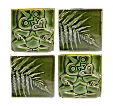 Fern and Tiki Quarters
