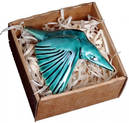Boxed Small Kingsfisher