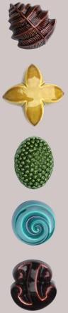 Icons Silver Fern Koru Kowhaiwhai Flower