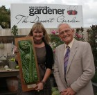 Trophy for Winner Gardener of the Year