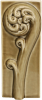 Wall Oblong Koru