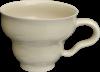 Wavy teacup