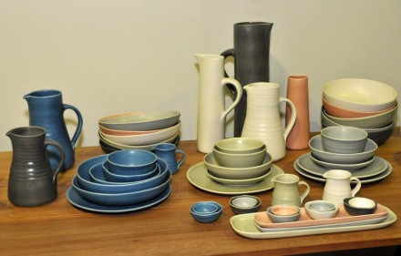 New Matt Dinnerware